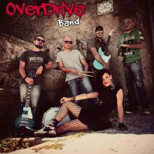 OVERDRIVE BAND